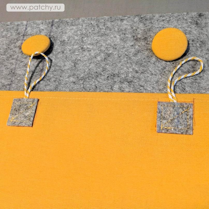 Сумка-органайзер для рукоделия, изображение №8