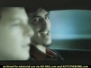 Max Charles As Devil In Commercial Hyundai Tibuson (2002)