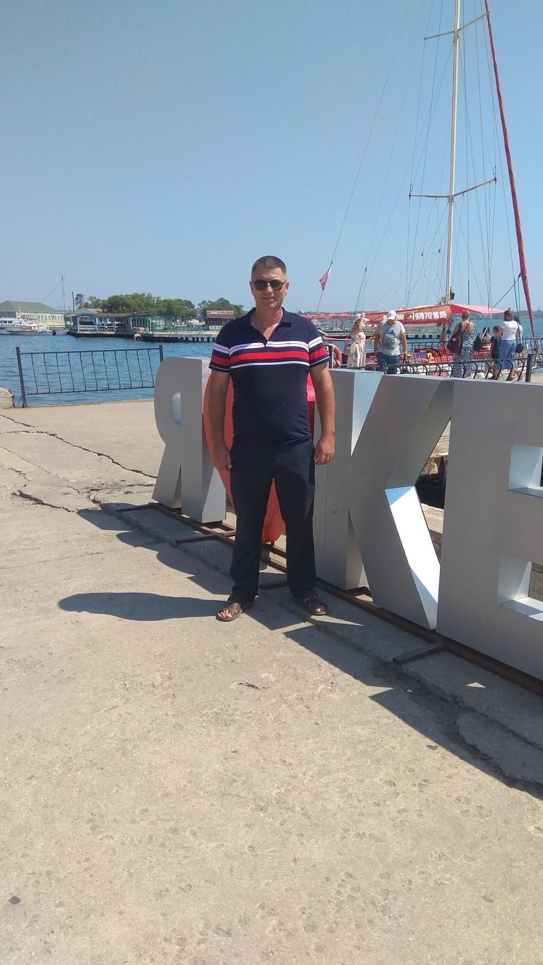 Олег, 46, Temryuk