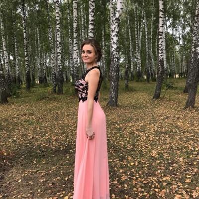 Виктория Прусова