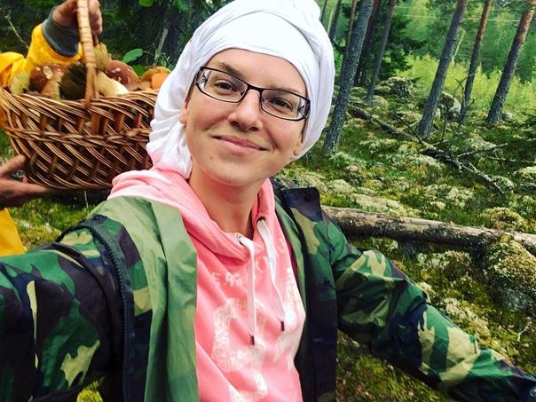 Ульяна Вихорева, Санкт-Петербург, Россия