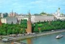 История Москвы в фото