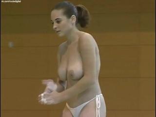 Corina Ungureanu  nackt