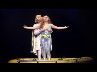 "Navina Heyne & Bernhard Hackmann - The Song That Goes Like This (aus ""Spamalot"")"