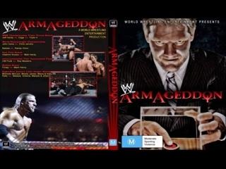 มวยปล้ำพากย์ไทย WWE Armageddon 2008 Part 1 ครับ พี่น้อง เครดิตไฟล์ กลุ่มมวยปล้ำพากย์ไทย