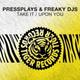 Freaky DJs, PressPlays - Upon You