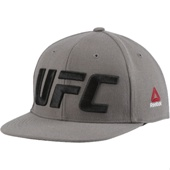 Снепбек Reebok UFC Logo Grey