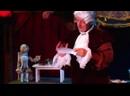 Фрагмент спектакля по Пушкину Маленькие трагедии - Моцарт и Сальери