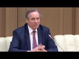 Академик Чучалин сказал Путину в лицо правду о короновирусе! Хватит перегибать палку.