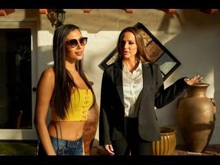 Abigail Mac, Gianna Dior - A New Start () [2020 г., Lesbian, Sunglasses, Blouse, Jeans, Tanktop, Mediumass, Smallass]