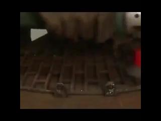 Хорошая самоделка из старой стиралки [jhjifz cfvjltkrf bp cnfhjb̆ cnbhfkrb