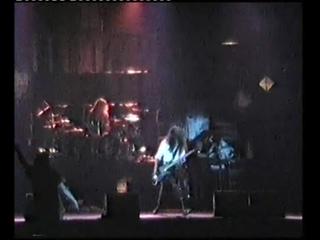 King Diamond - Barcelona, Spain 1990-03-03