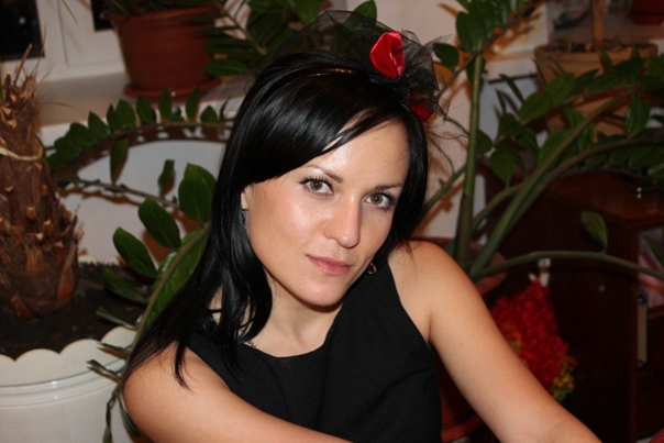 Анастасия Марцина, Нижняя Тура, Россия