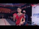 Роза Абитова - лента многоборье Гран-при 2021, Москва