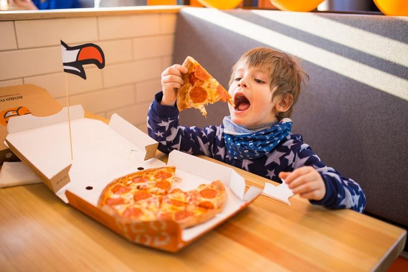 Скидка 20% на большую пиццу в ресторане «ДоДо Пицца»