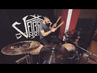 """THEATRE OF TRAGEDY """"Superdrive"""" drum cover."""