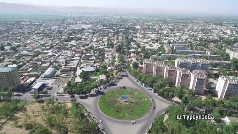 г. Турсунзода (Регар), Таджикистан 2020