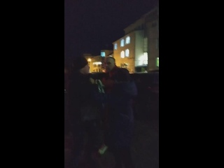 В Ярославле водитель избил пешеходов видео драки - YarNews.n