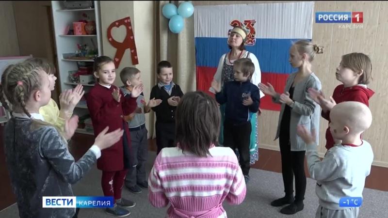 В Ильинском работает социальная гостиная для детей, оказавшихся в трудной жизненной ситуации 2021 Карелия