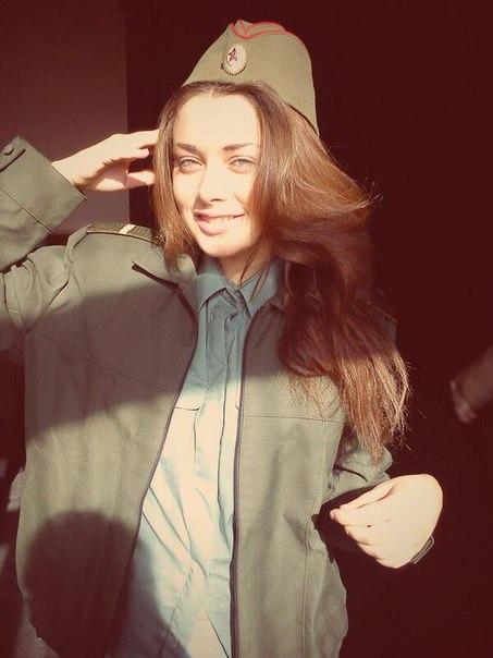 Элина Николаева, Москва, Россия