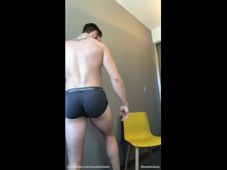 This dude Kyle sent me a casting video introducing himself. I already know I could put an ass like t