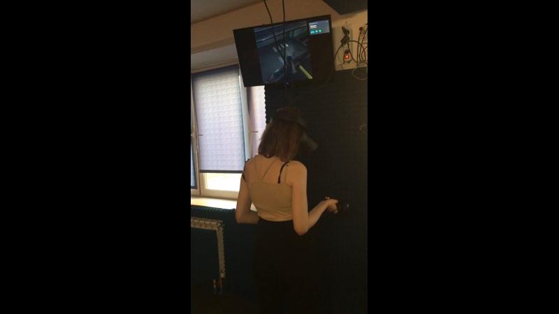 Видео от Виртуальная реальность CrazyVR Орехово Зуево
