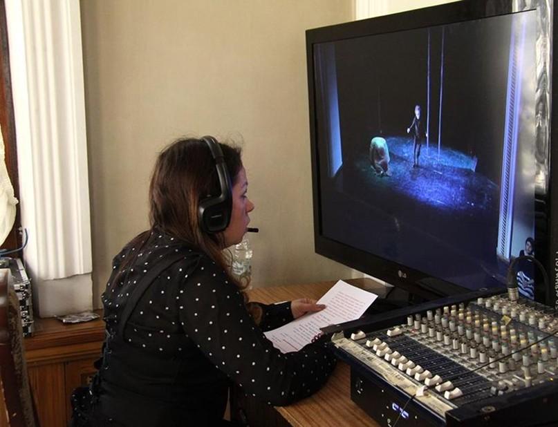 22 октября «День добрых дел» и Казанский ТЮЗ представят спектакль, адаптированный для слабовидящих и слабослышащих, изображение №1