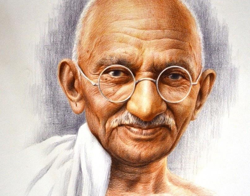 🙏🏻Цитаты Махатмы Ганди