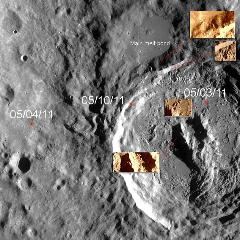 Луна - творение инопланетного разума, изображение №17
