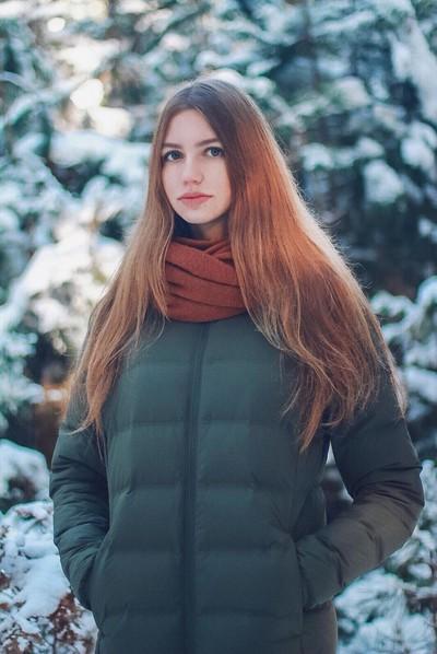 Василина Голубева, Москва