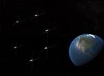 NASA одобрило постройку солнечного радиоинтерферометра из кубсатов