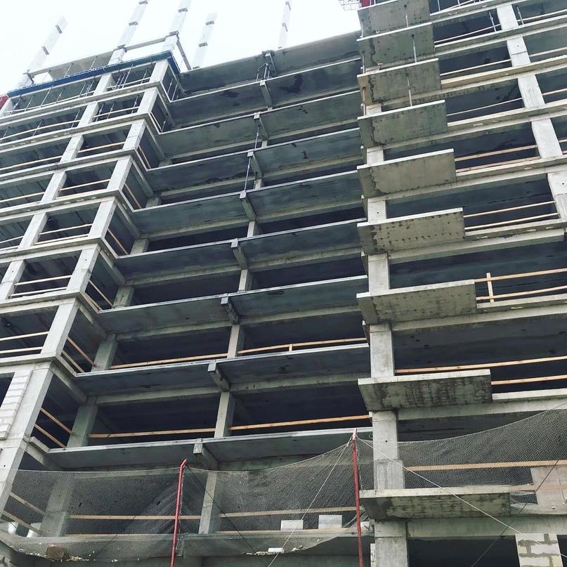 Отчёт об этапах строительства «ЖК Горизонт», изображение №3