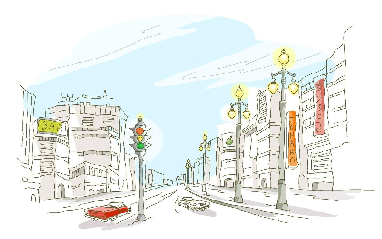 Гуляя по улицам города
