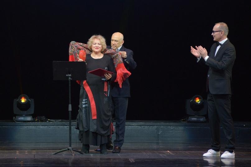 Наталья Егорова и Александр Пашутин