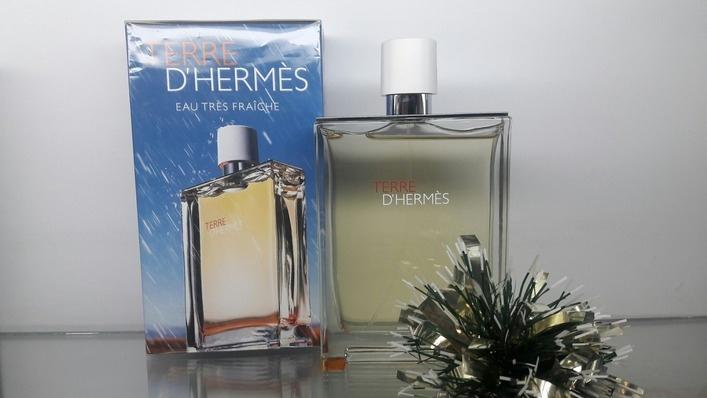 Hermes Terre D'hermes Eau Tres Fraiche 100 ml. 1690 руб
