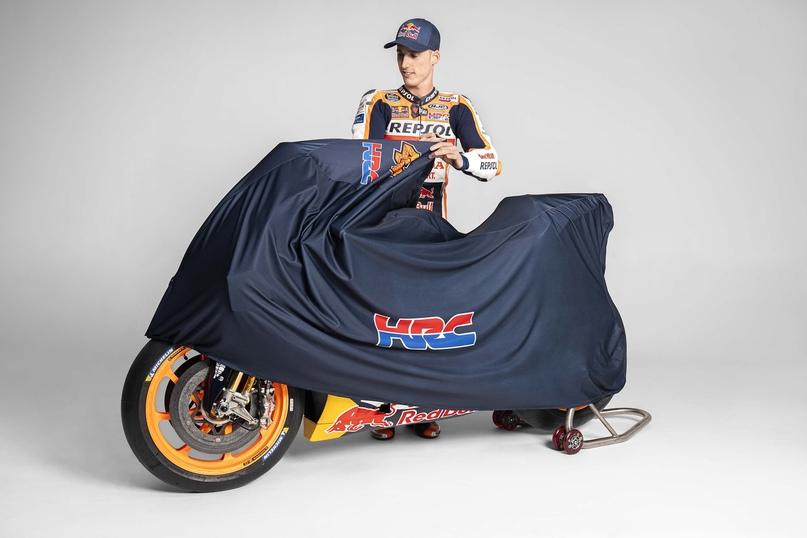 Большой фотосет Repsol Honda MotoGP 2021