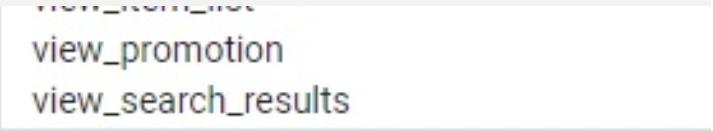 Виды целей в Гугл Аналитикс 4