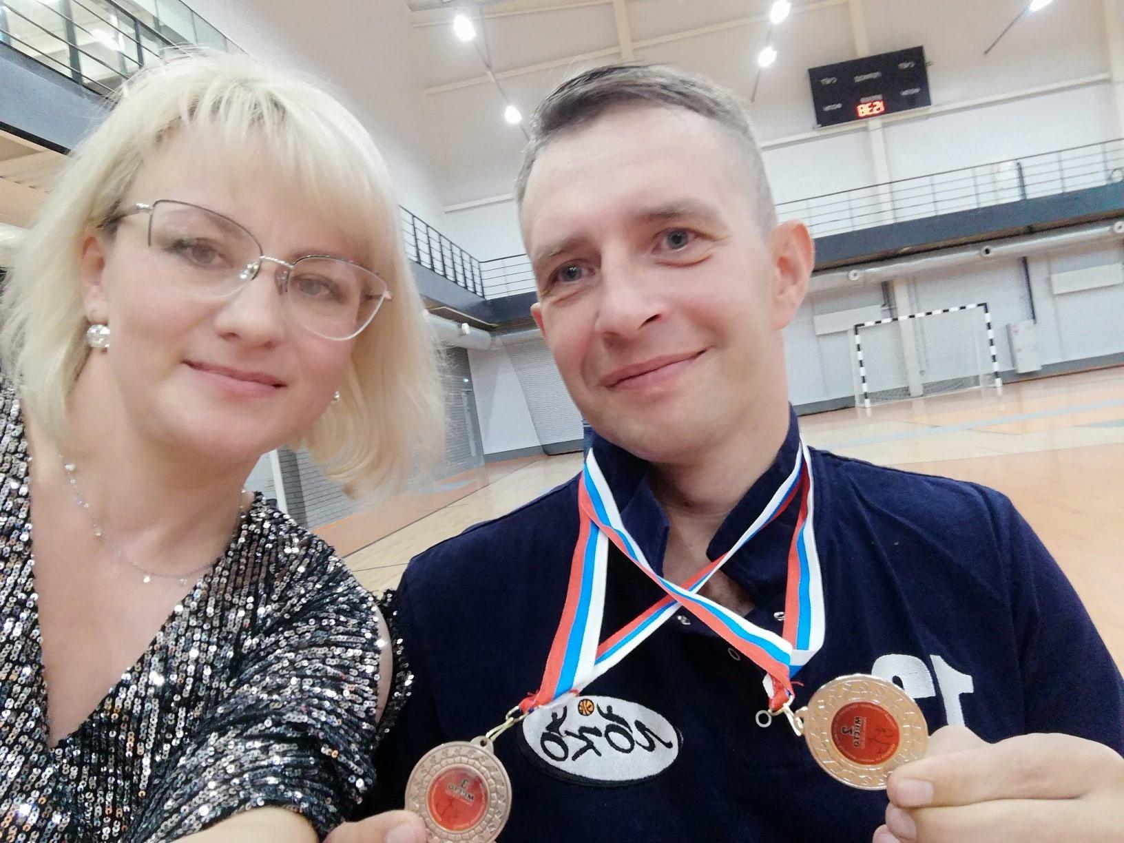 Первый чемпионат Удмуртии по танцам на колясках