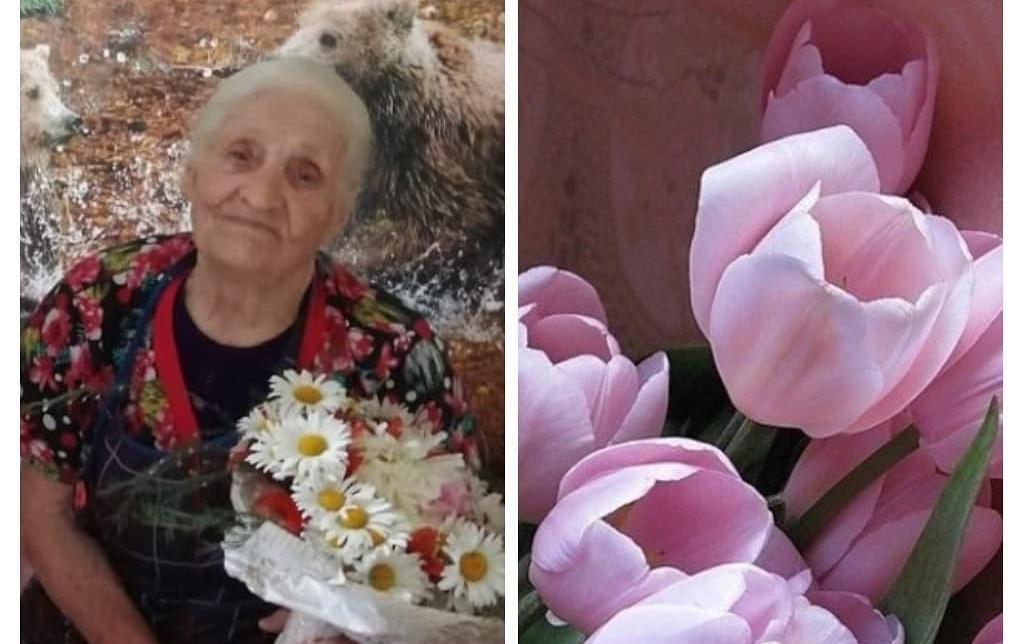 Вчера в селе Кожевино поздравили с 90-летием труженицу тыла Антонину Михайловну ДМИТРИЕВУ