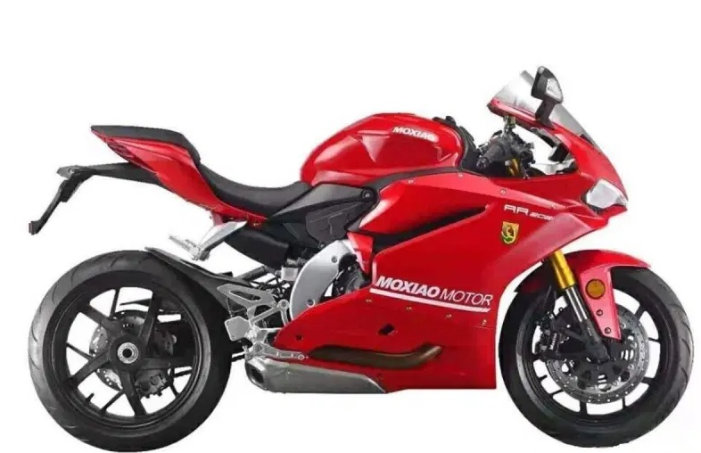 Moxiao 500RR - китайская копия Ducati Panigale