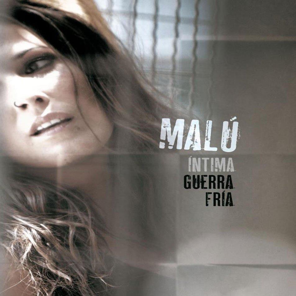 Malú album Intima Guerra Fria