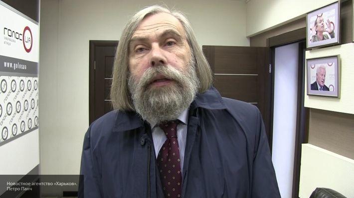 Погребинский: Если Зеленскийне остановится в своих амбициях, Украина распадется
