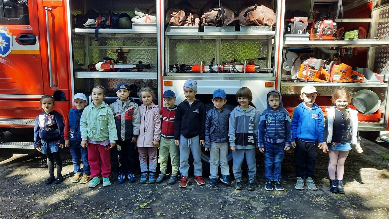 Неделя безопасности ребёнка в муниципальных дошкольных образовательных учреждениях г. Донецка