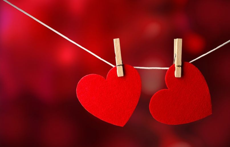 📅 14 февраля - День святого Валентина (День всех влюбленных)
