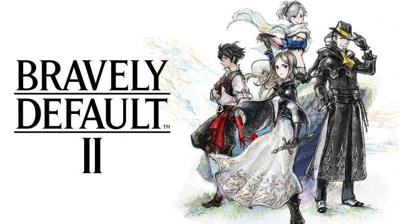 Отважный перевод Bravely Default II, изображение №1