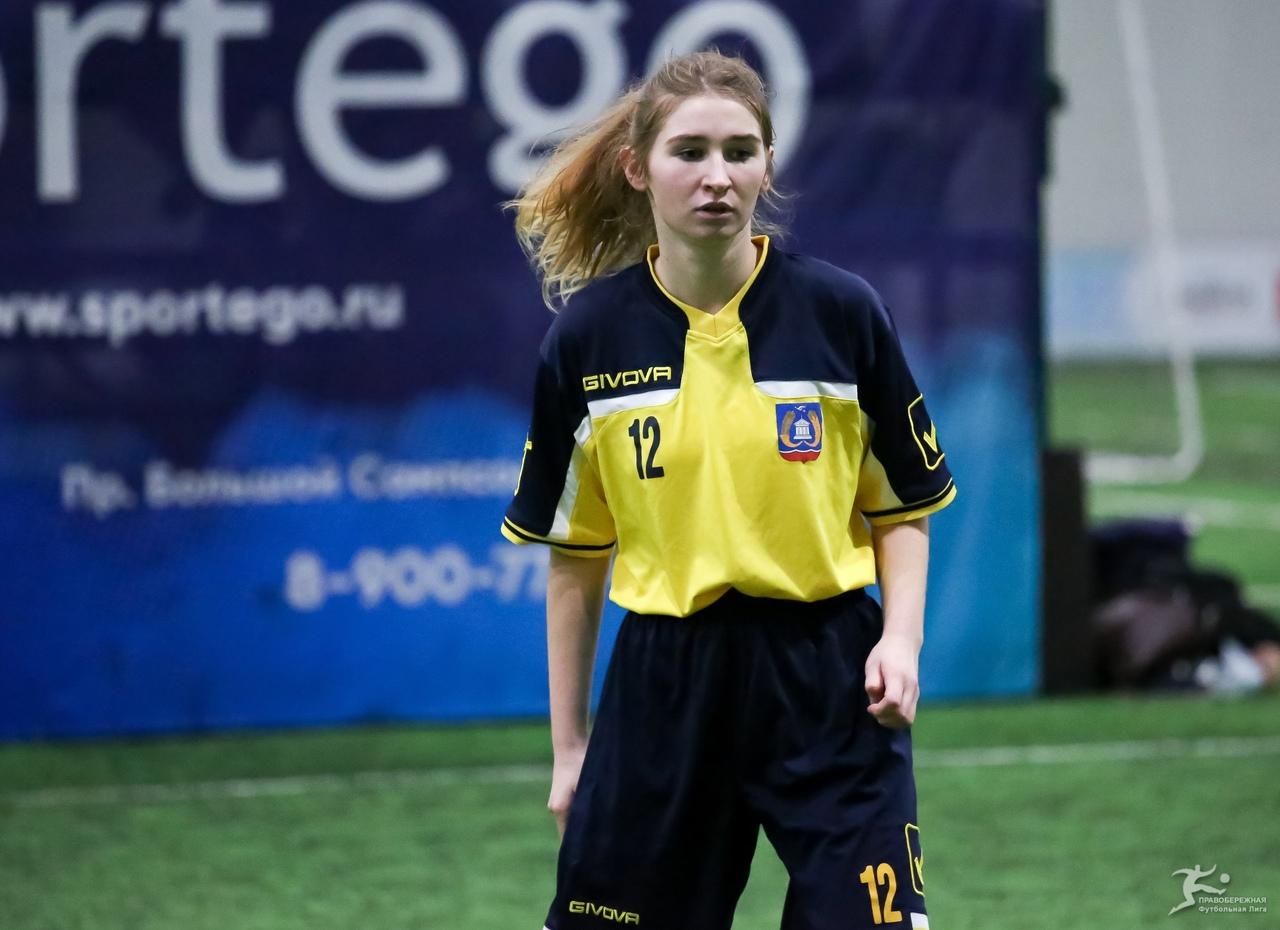 Анастасия Мурзина (Сборная ГМР)