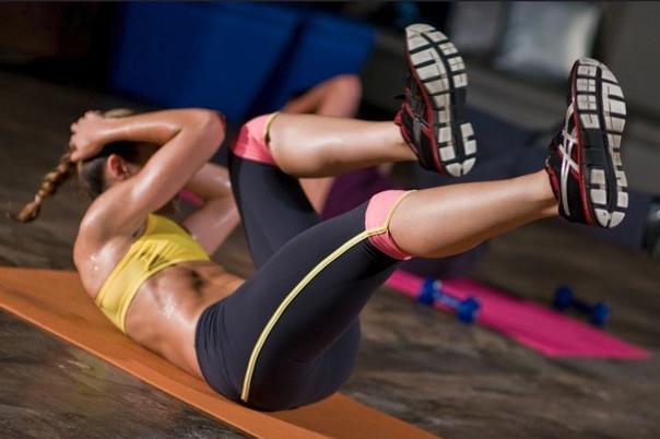 Табата: тренировки всего 4 минуты в день.