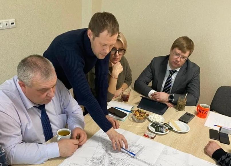 Началось проектирование благоустройства территории железного моста Петровска