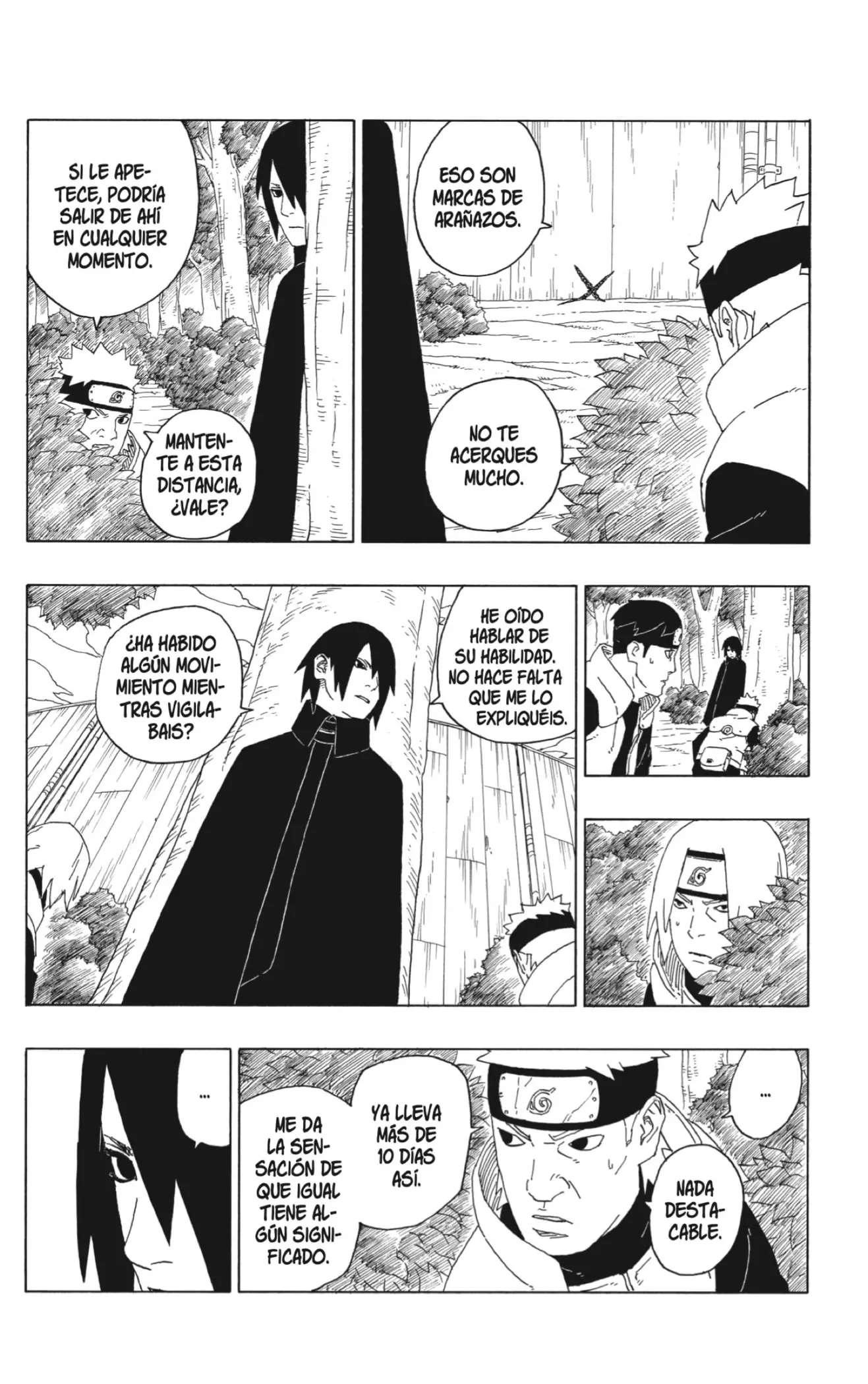 Boruto Manga Capitulo 61, image №9