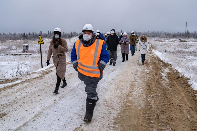 В зоне высокой ответственности ООО «Газпром трансгаз Ухта», изображение №4